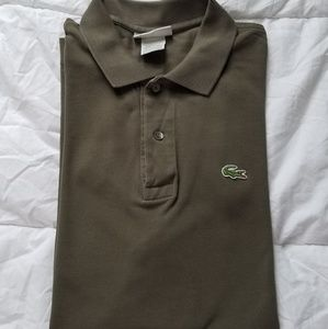Lancoste polo shirt